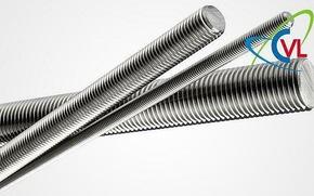 Lựa chọn ty ren mạ kẽm CVL chuẩn JIS B 1051 cho hệ thống cơ điện