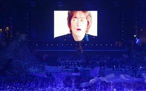 Giai điệu 'Imagine' ở Olympic như ngọn đuốc âm nhạc của John Lennon thắp sáng thế giới