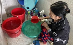 Hà Nội bổ sung 165,4 tỉ từ nguồn kinh phí dự phòng hỗ trợ tiền nước sạch