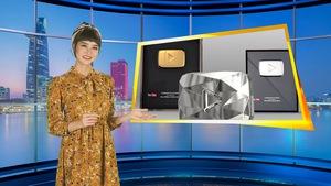 """Giải trí 24h: Nghệ sĩ """"bật mí"""" bí quyết đạt nút vàng, nút bạc Youtube"""