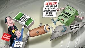Nợ công Việt Nam hơn 2 triệu tỉ đồng, chiếm 61% GDP