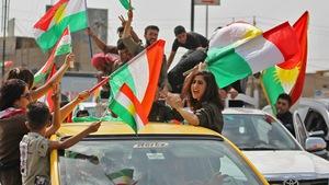 Trung Đông chưa xong IS lại gặp chuyện người Kurd