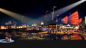 Ký ức Hội An được đạo diễn bởi một nghệ sĩ Hong Kong