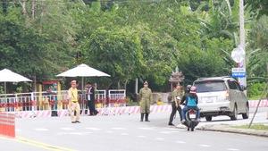 Bắt đầu phong tỏa Sơn Trà phục vụ APEC