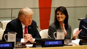 Ông Trump chê Liên Hiệp Quốc, kêu gọi cải cách