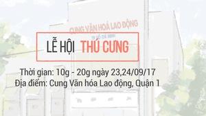Sài Gòn cuối tuần tha hồ check-in