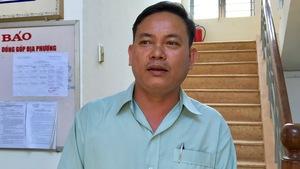 Công an tỉnh yêu cầu làm rõ hành động đá thau cá của trưởng công an xã
