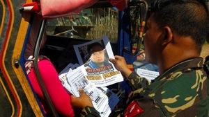 Ông Duterte nói dùng súng Trung Quốc giết trùm khủng bố