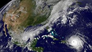 Siêu bão Irma quét sạch nhiều hòn đảo