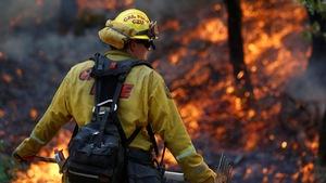 Cháy rừng vẫn khó kiểm soát ở California