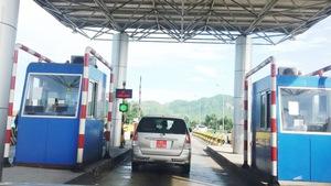 Trạm BOT Ninh An đồng ý giảm 100% phí nhiều loại xe