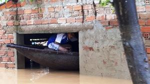 Mưa lũ, Quảng Nam hủy lễ kỷ niệm ngày Nhà giáo VN