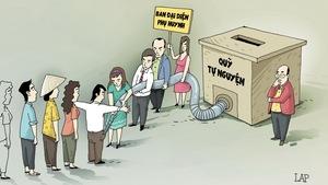 Lạm thu đầu năm: 'Tuyệt đối không lấy danh nghĩa  tự nguyện thu cào bằng'