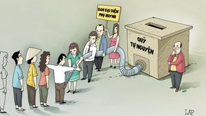 Cách nào chấm dứt nạn lạm thu tiền trường?