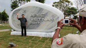 Người dân Đà Nẵng mong được gặp ông Donald Trump