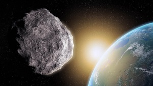Thiên thạch Apophis sẽ lướt qua trái đất với cự ly 'sợi tóc'