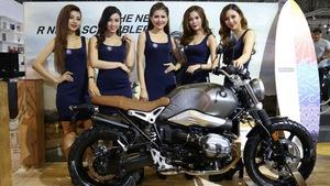 Triệu hồi 79 môtô BMW Motorrad tại Việt Nam