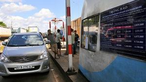 Trạm BOT Biên Hòa chuẩn bị thu phí trở lại, giá giảm 20%