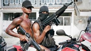 Thế giới băng đảng khét tiếng ở Brazil