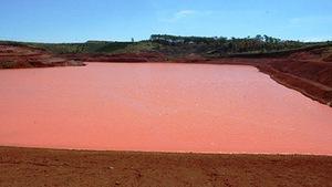 Không có chuyện vỡ hồ chứa bùn đỏ Nhà máy Alumin Nhân Cơ