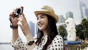 Du khách Trung Quốc được chỉ dạy về văn minh khi tới Singapore