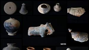 Lần đầu tiên xem cả ngàn hiện vật gốm Óc Eo trên 2.000 năm tuổi