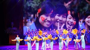 450 thanh niên dự Đại hội Đoàn TP Hà Nội