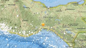 Mexico lại hứng thêm 2 trận động đất mạnh trong một ngày
