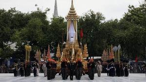 Thái Lan tập dượt tổ chức lễ tang nhà vua Bhumibol Adulyadej