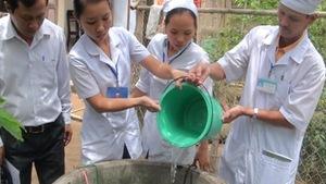 Khuyến cáo phòng ngừa dịch bệnh phát sinh sau mưa lũ