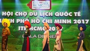 Hội chợ du lịch quốc tế TP.HCM tưng bừng từ 7 đến 9-9