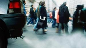 London đánh thuế xe hơi quá cũ để giảm ô nhiễm môi trường