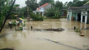 Quảng Ngãi: Lở đá đè sập nhà, 2 người chết