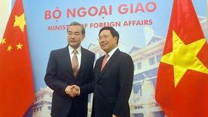 VN đề nghị giải quyết tranh chấp Biển Đông bằng luật pháp quốc tế