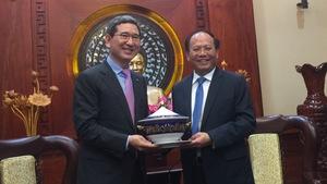 Nhiều cơ hội để TP.HCM hợp tác với Hàn Quốc