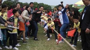 Hội thao Fami Kid tiếp tục sôi động tại Hưng Yên