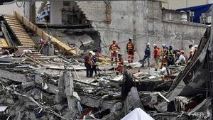 Mexico tìm thấy nạn nhân cuối cùng của trận động đất