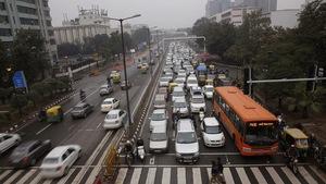 Ô nhiễm ngày càng trầm trọng do biến đổi khí hậu