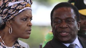 Đệ nhất phu nhân đầy tai tiếng ở Zimbabwe