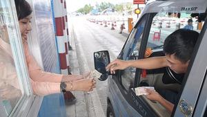 Từ 30-11, BOT Cai Lậy mở thêm bãi cho xe trả tiền lẻ