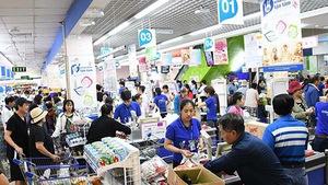 Co.opmart Chu Văn An giảm giá mạnh nhân dịp khai trương