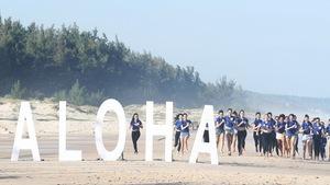 Aloha Beach Village Phan Thiết là nhà tài trợ chính hoa hậu Hoàn Vũ