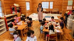 Trẻ mầm non Nhật đi học khác trẻ Việt ra sao?