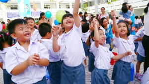 Học sinh TP.HCM nghỉ Tết Nguyên đán 15-16 ngày