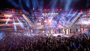 Hơn 100.000 khán giả tham gia Honda Vision Steps of Glory 2017