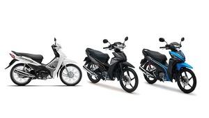 Honda Việt Nam giới thiệu đồng loạt phiên mới 3 xe số