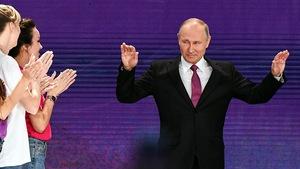Vốn liếng của ông Putin