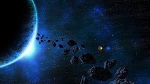 'Qua mặt' tất cả, một tiểu hành tinh vừa sượt qua Trái đất