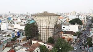 Thủy đài trong niềm lưu luyến của người Sài Gòn