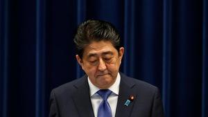 Video Thủ tướng Nhật Bản tuyên bố giải tán Hạ viện, tìm đối sách với Triều Tiên